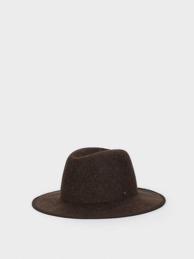 Sombrero De Lana, Verde, hi-res