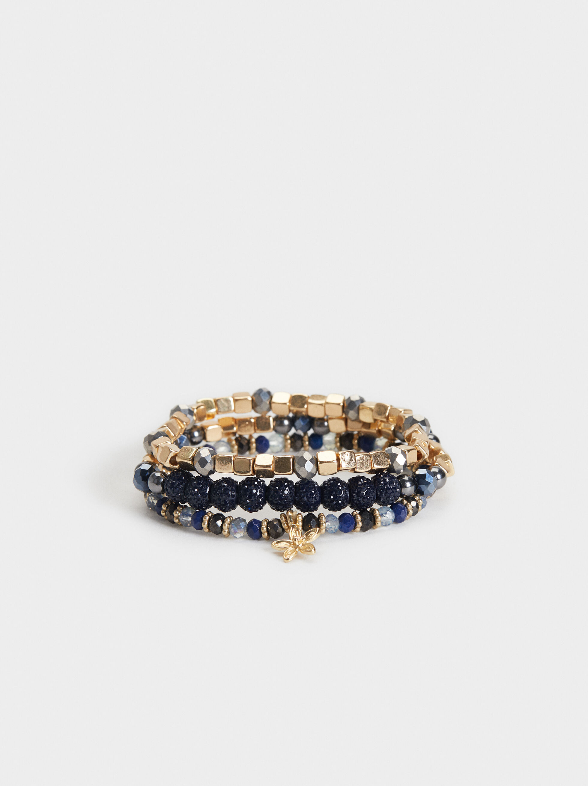 Savage Sparkle Elastic Bracelet Set, , hi-res