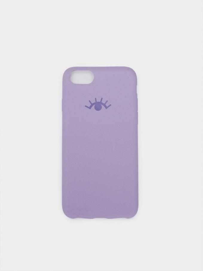 Étui Pour Portable Iphone 11, Violet, hi-res