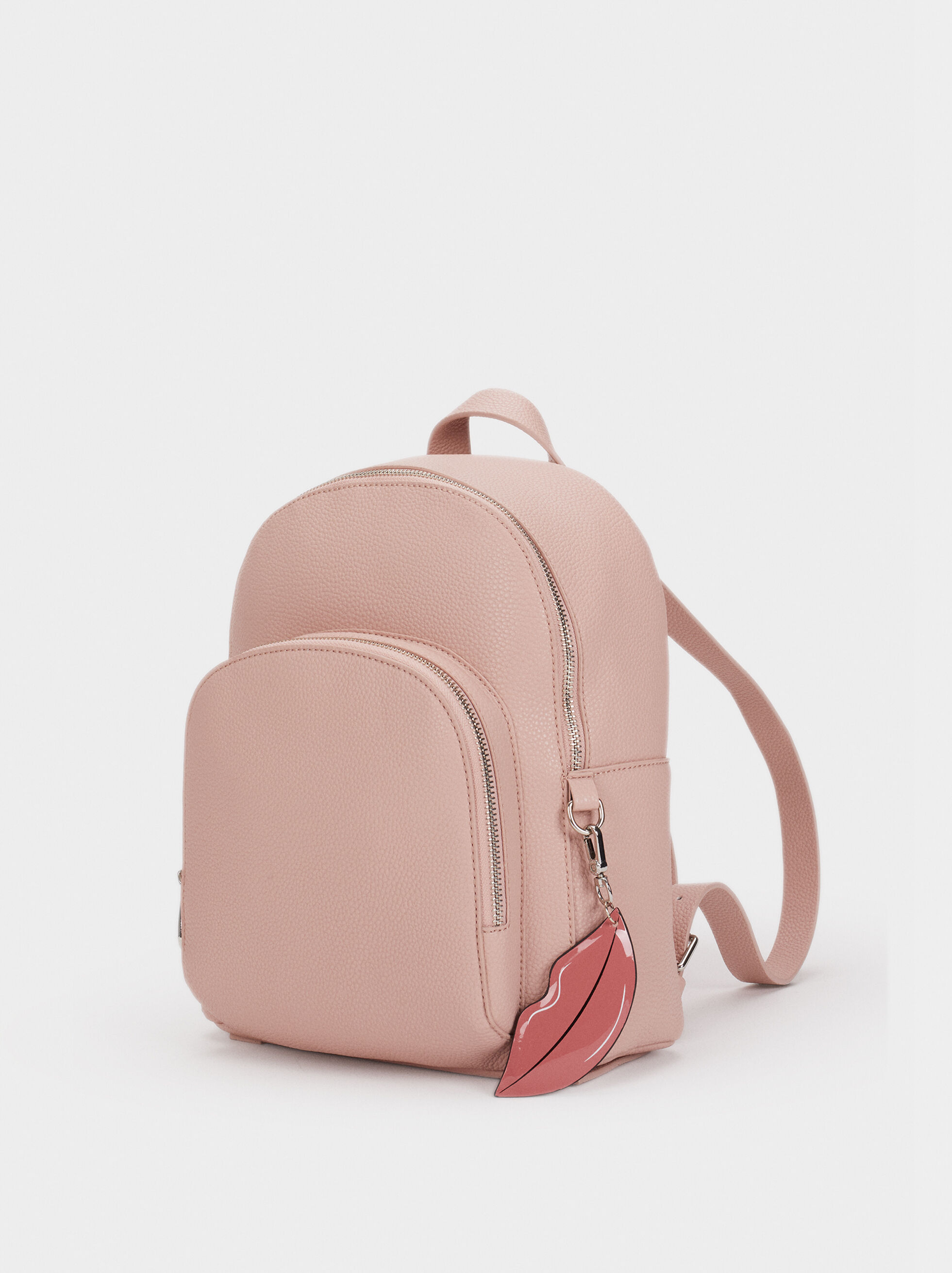 We Are Love Backpack, Pink, hi-res