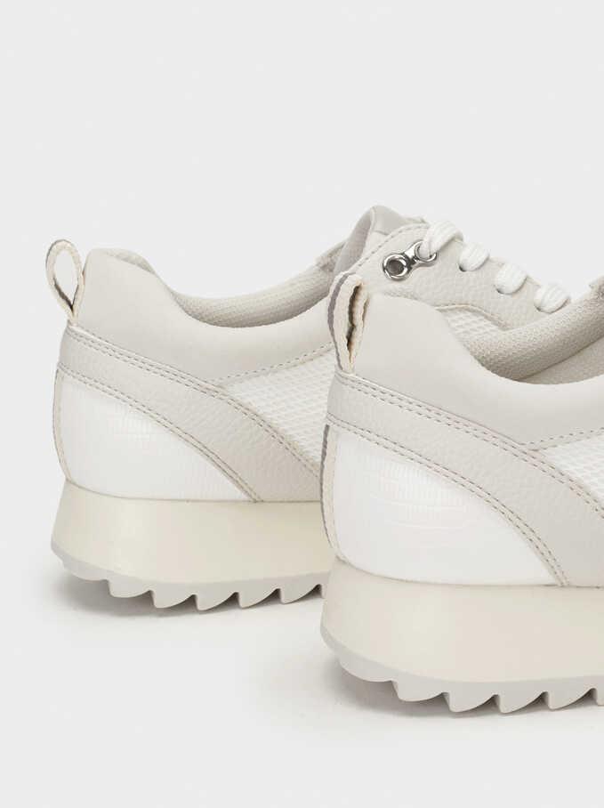 Zapatillas Deportivas, Blanco, hi-res