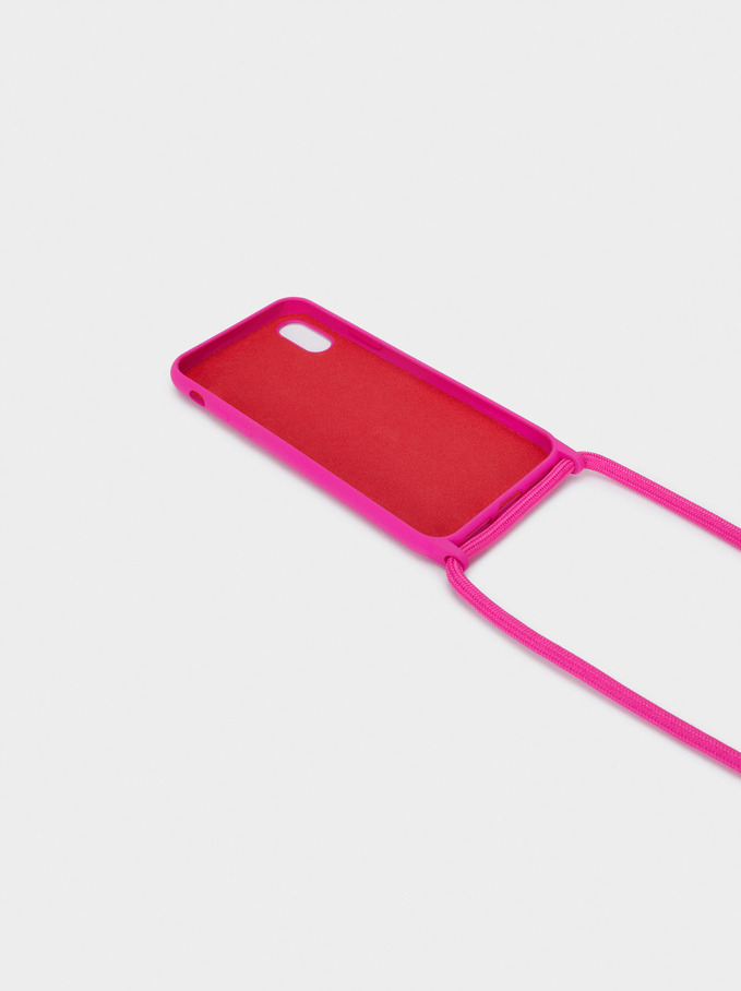 Funda Para Móvil Iphone X, Rosa, hi-res