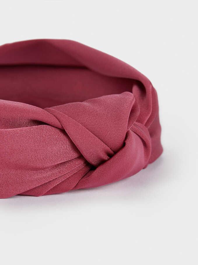 Plain Headband, Multicolor, hi-res