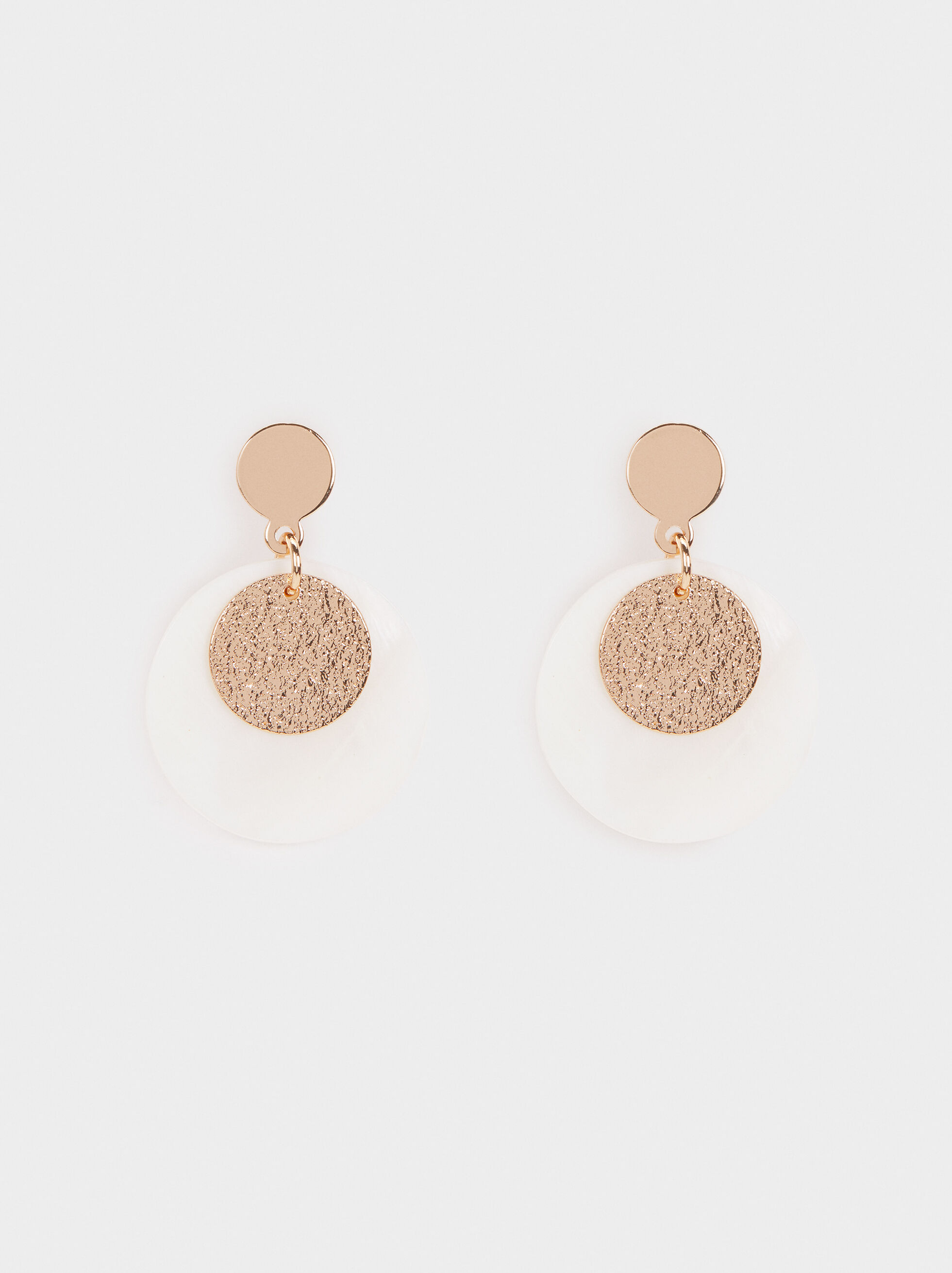 Medium Circle Earrings, , hi-res