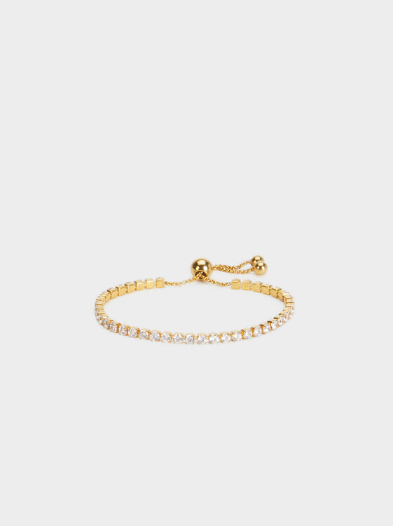 Adjustable Shiny Bracelet, , hi-res
