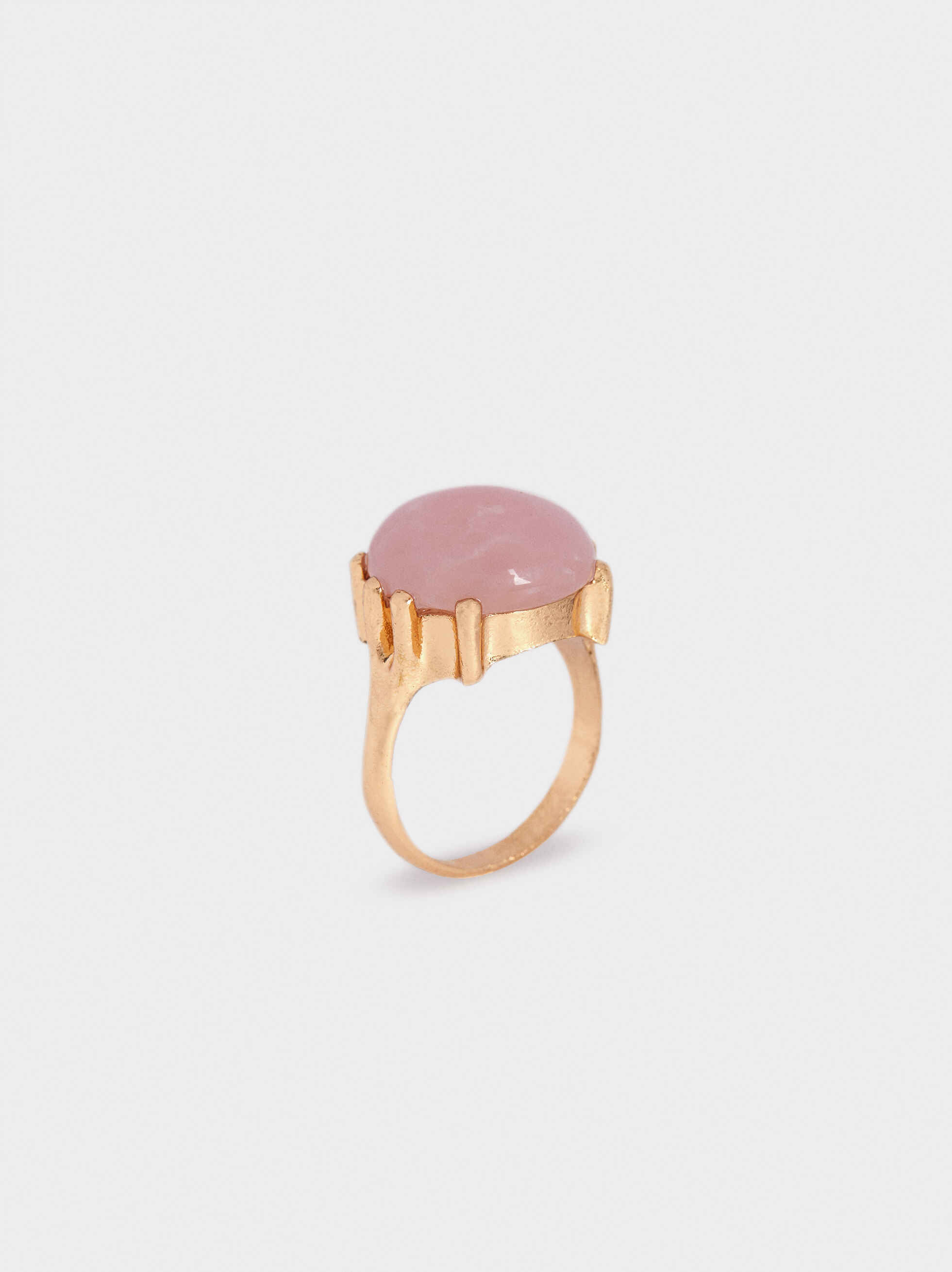 Ring With Pink Stone, , hi-res