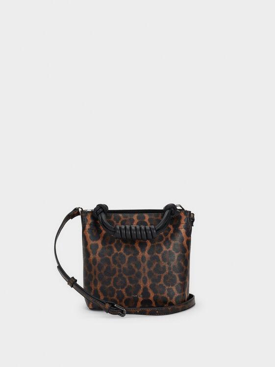 Jelly Bucket Handbag, Black, hi-res