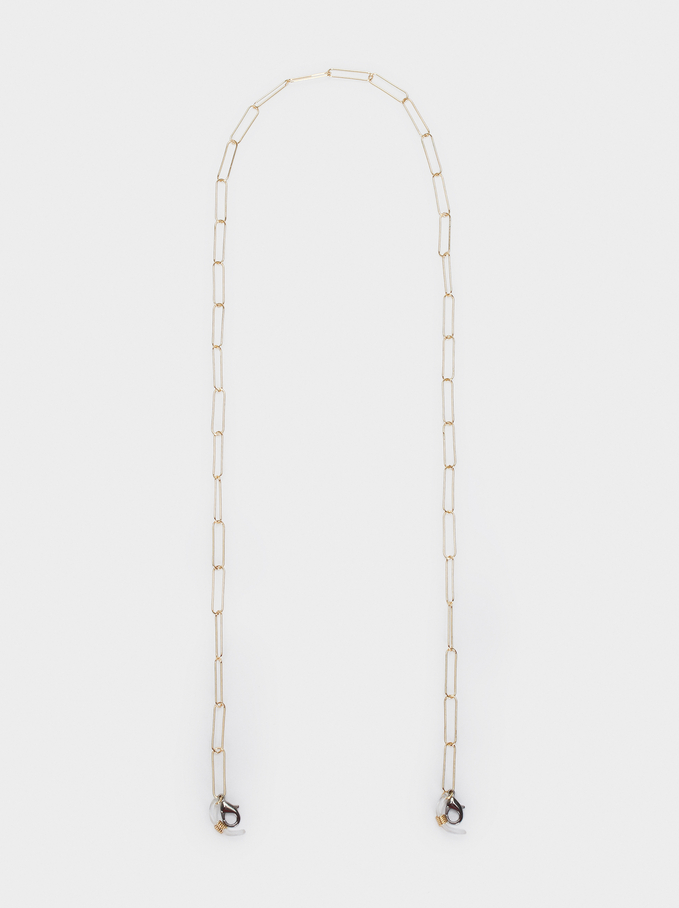 Chain For Glasses Or Mask, Multicolor, hi-res