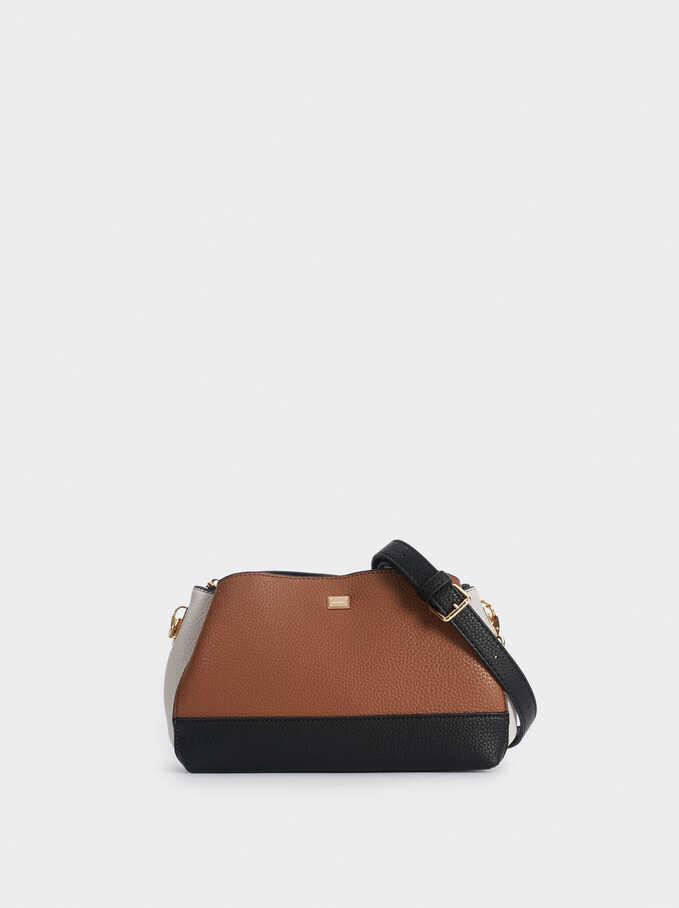 Zucca Cross Bag, Camel, hi-res