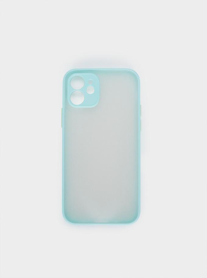Iphone 12 Phone Case, Beige, hi-res