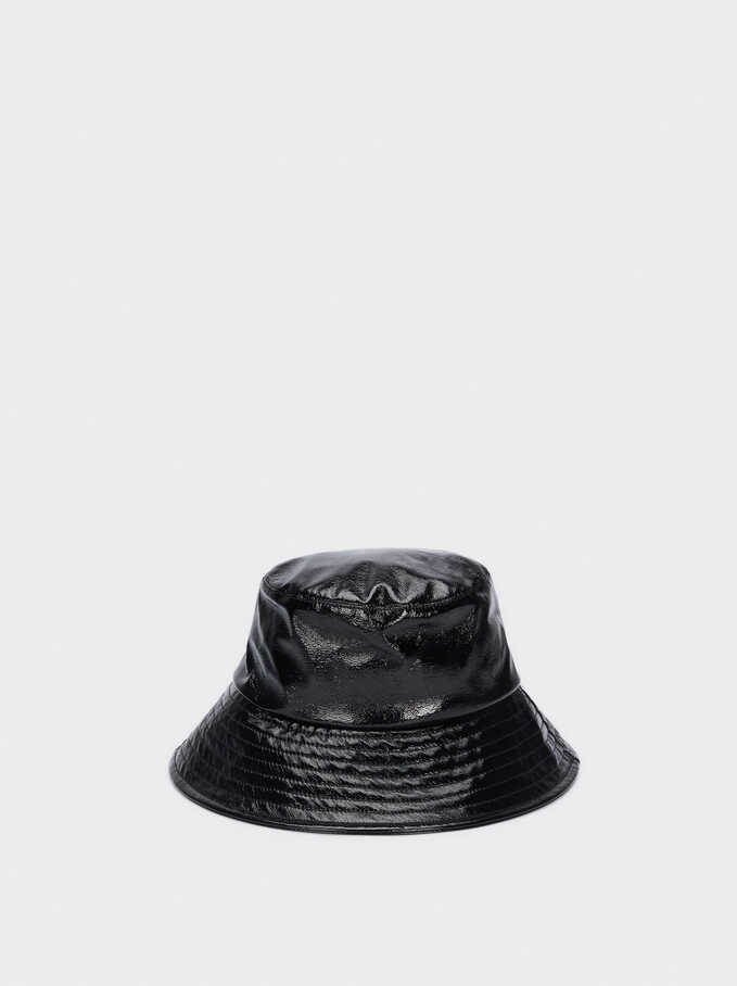 Bucket Hat, Black, hi-res