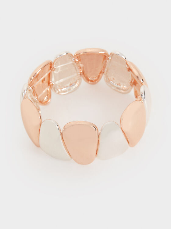 Basic Elastic Bracelet, Multicolor, hi-res