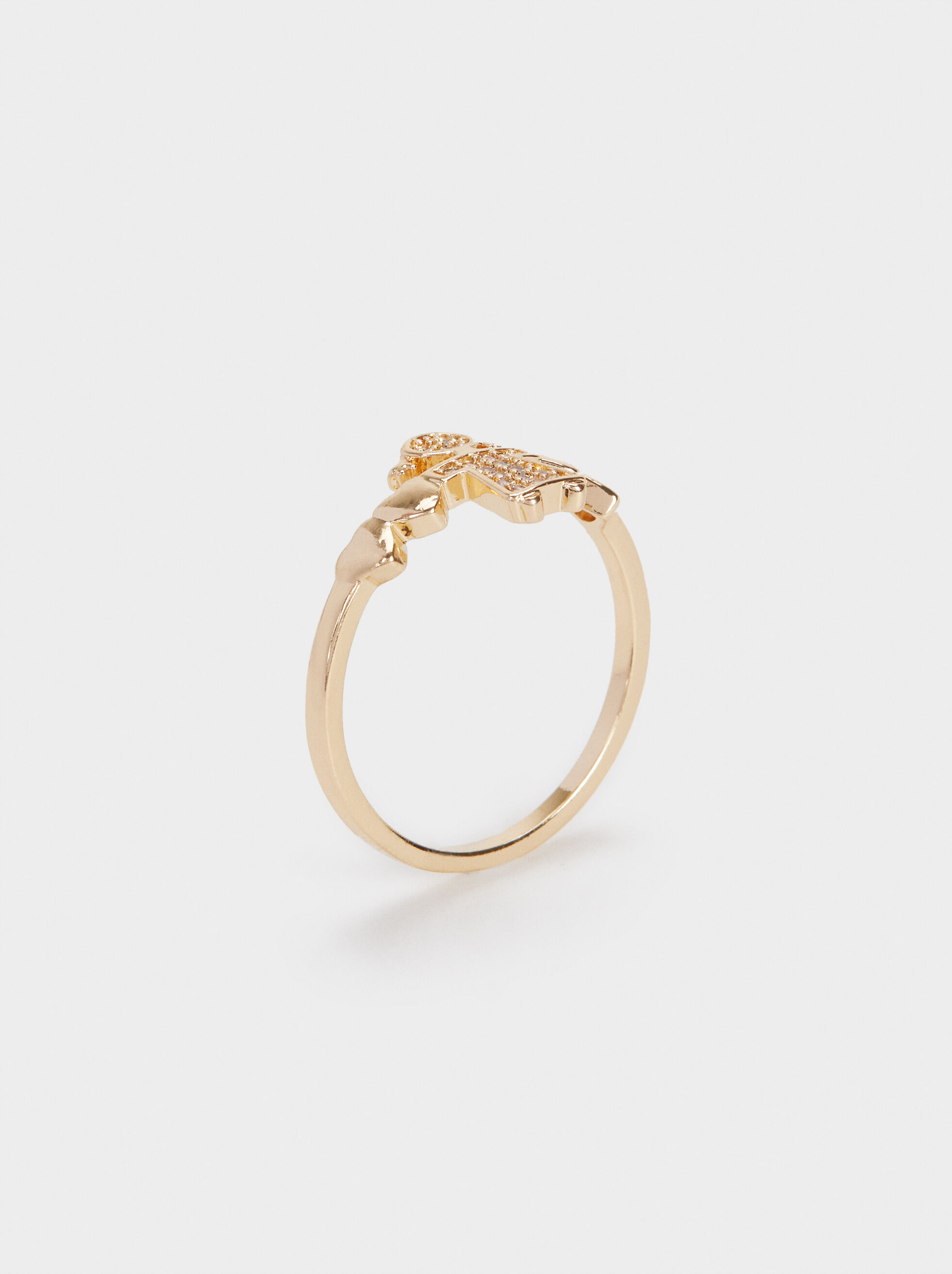 Girl'S Heart Ring, , hi-res