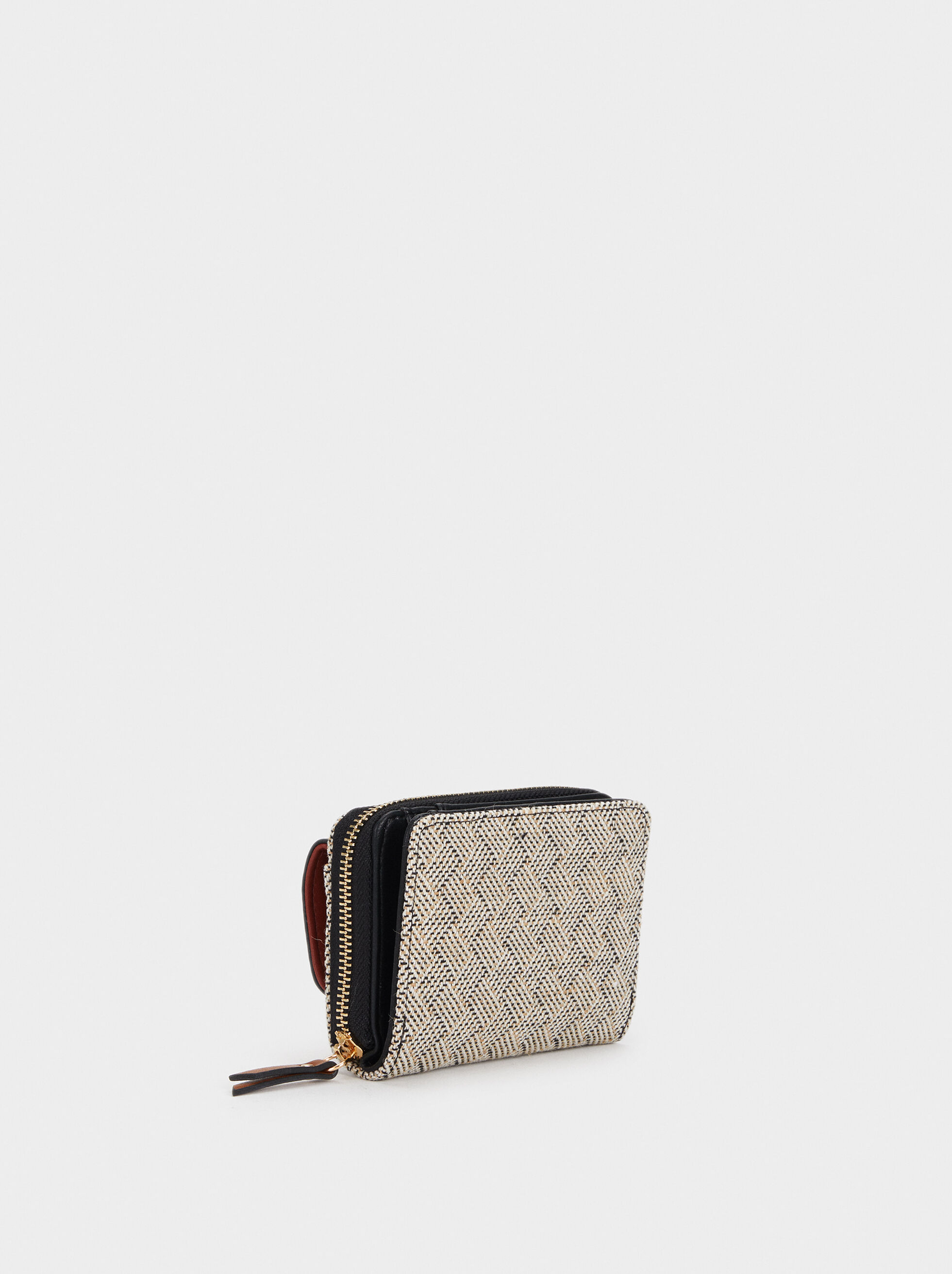 Elisa Wallet, Brick Red, hi-res