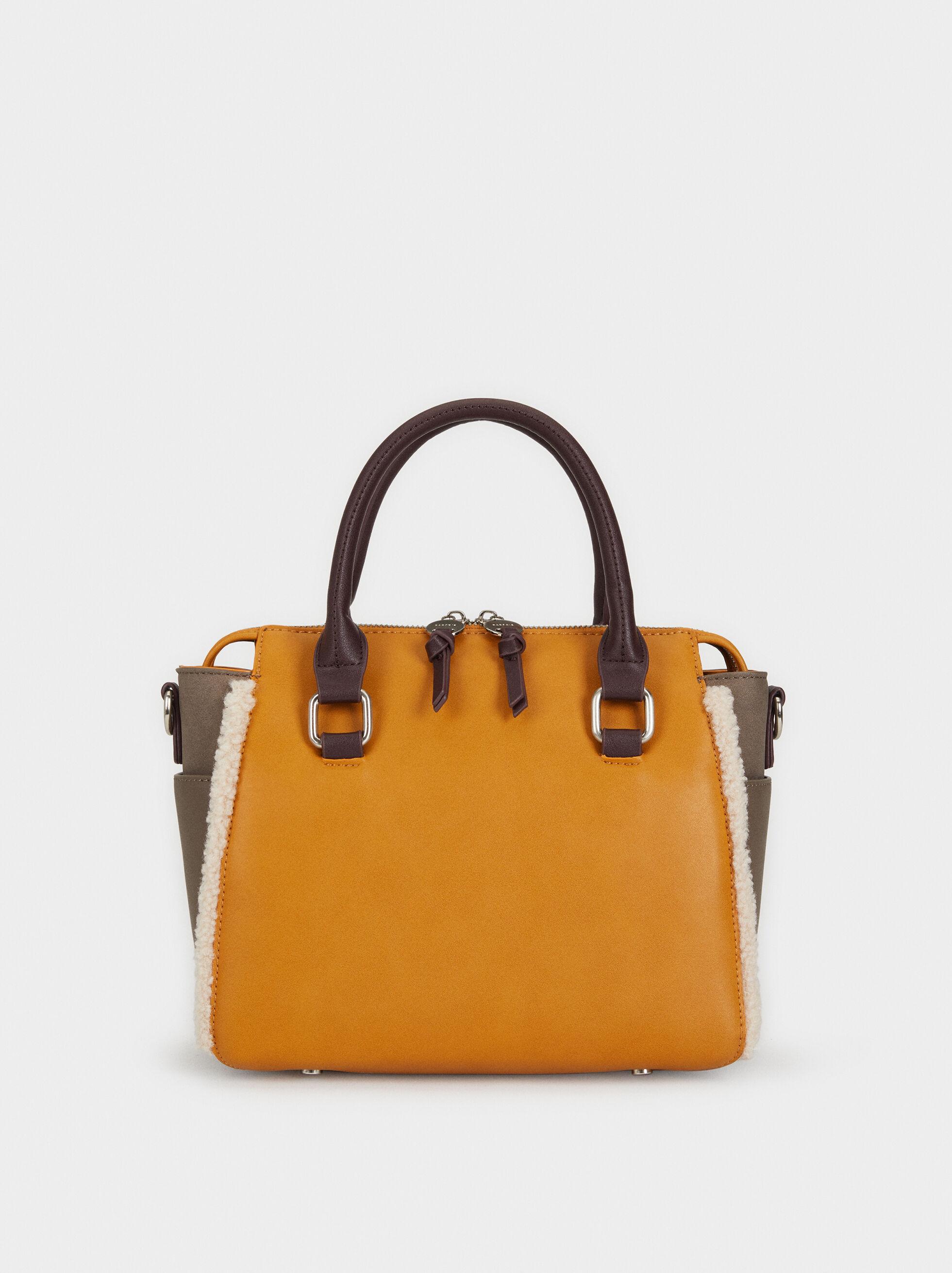 Fur Tote Bag, , hi-res