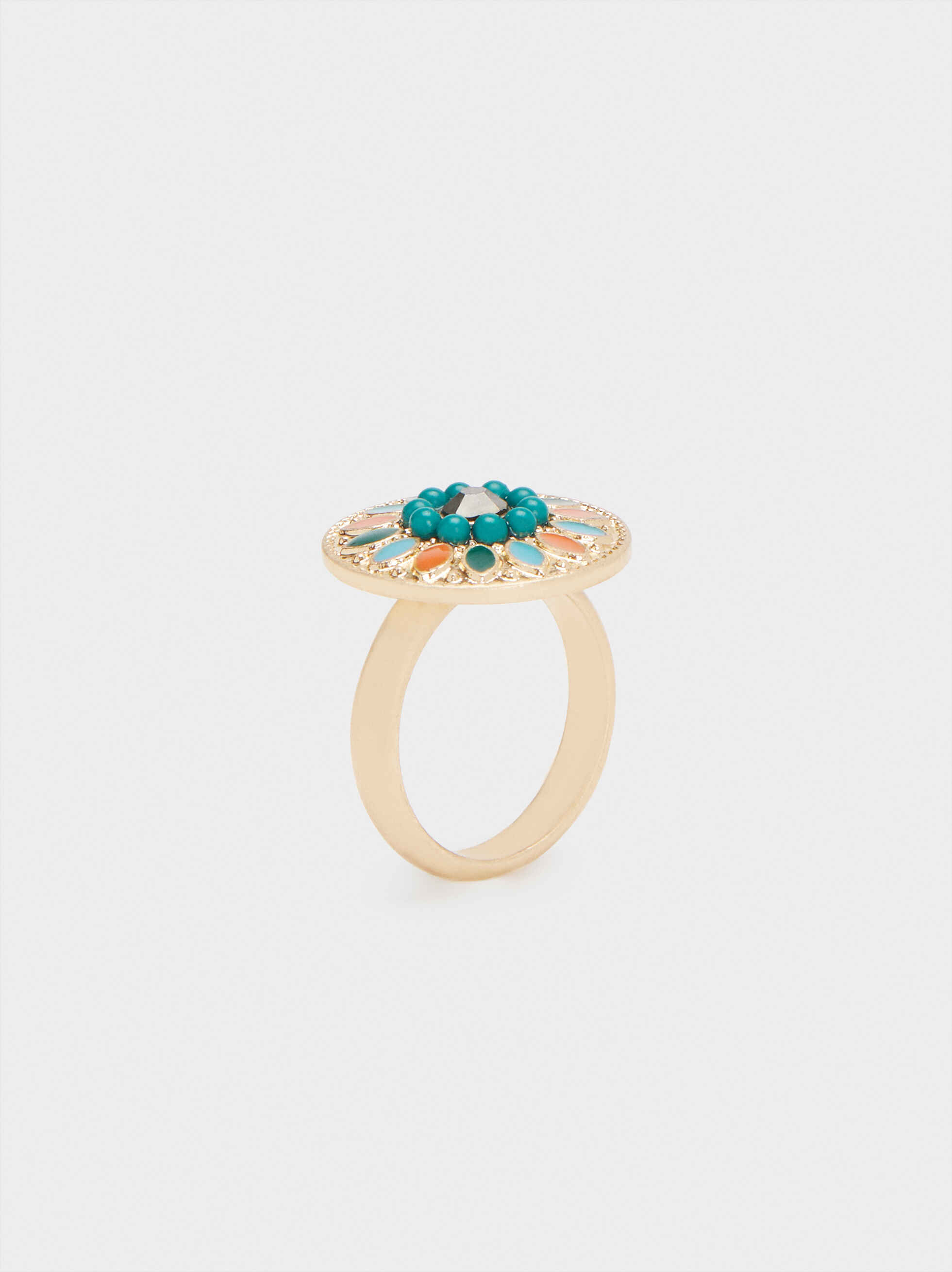 Multicoloured Ring, , hi-res