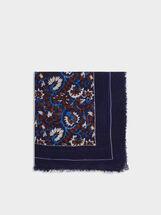 Pañuelo De Modal Estampado Floral, , hi-res