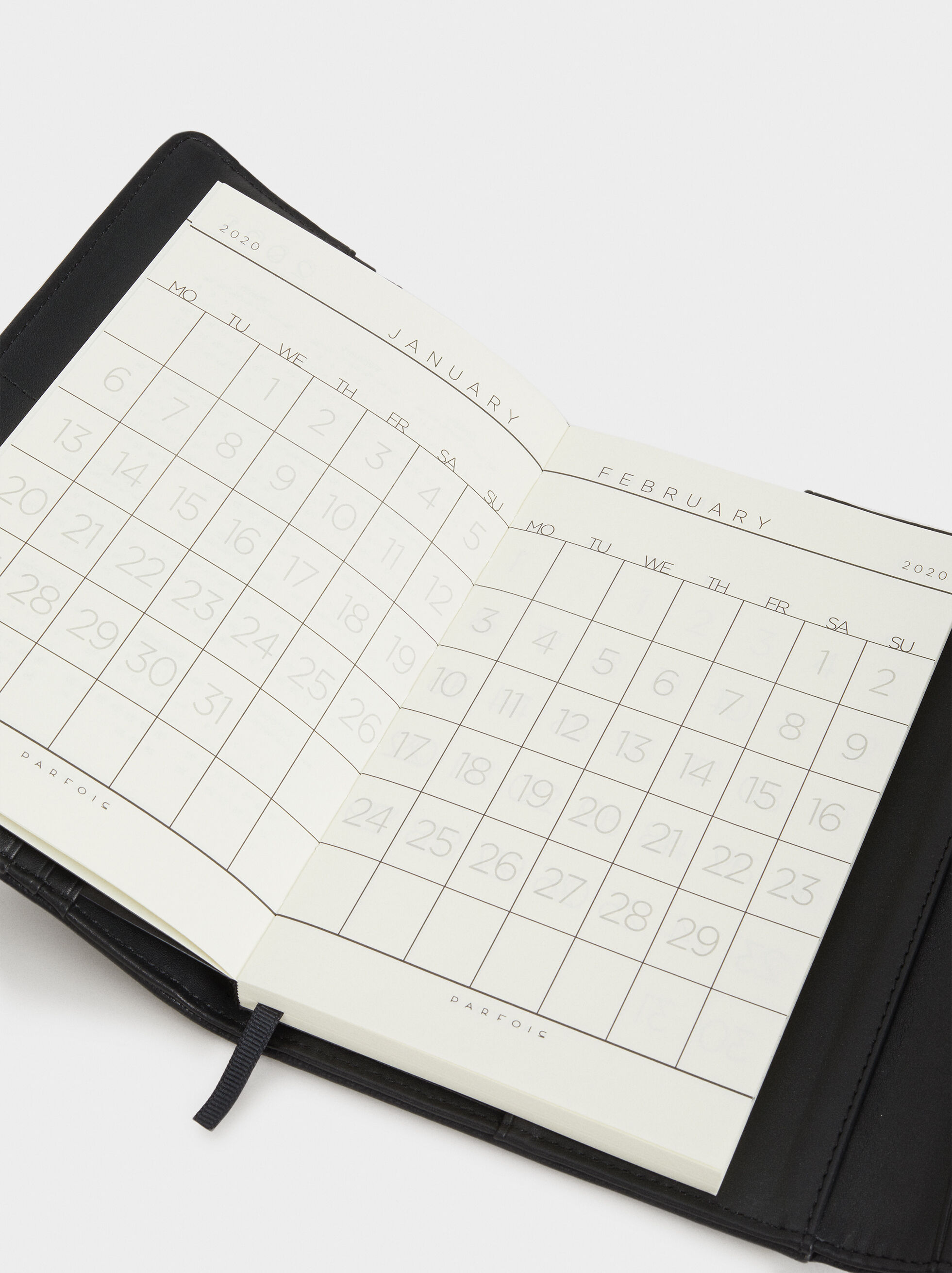 Thunder Notebook, Black, hi-res