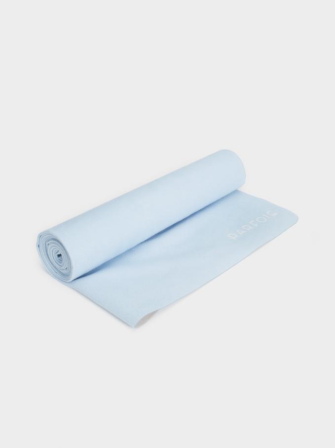 Limited Edition Yoga Mat, Blue, hi-res