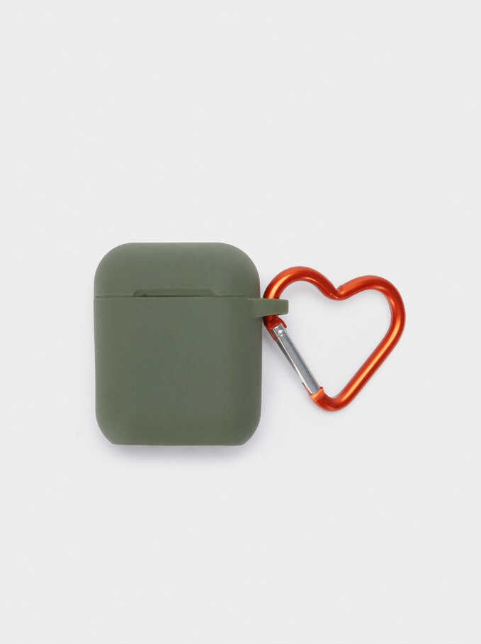 Airpods Case, Khaki, hi-res
