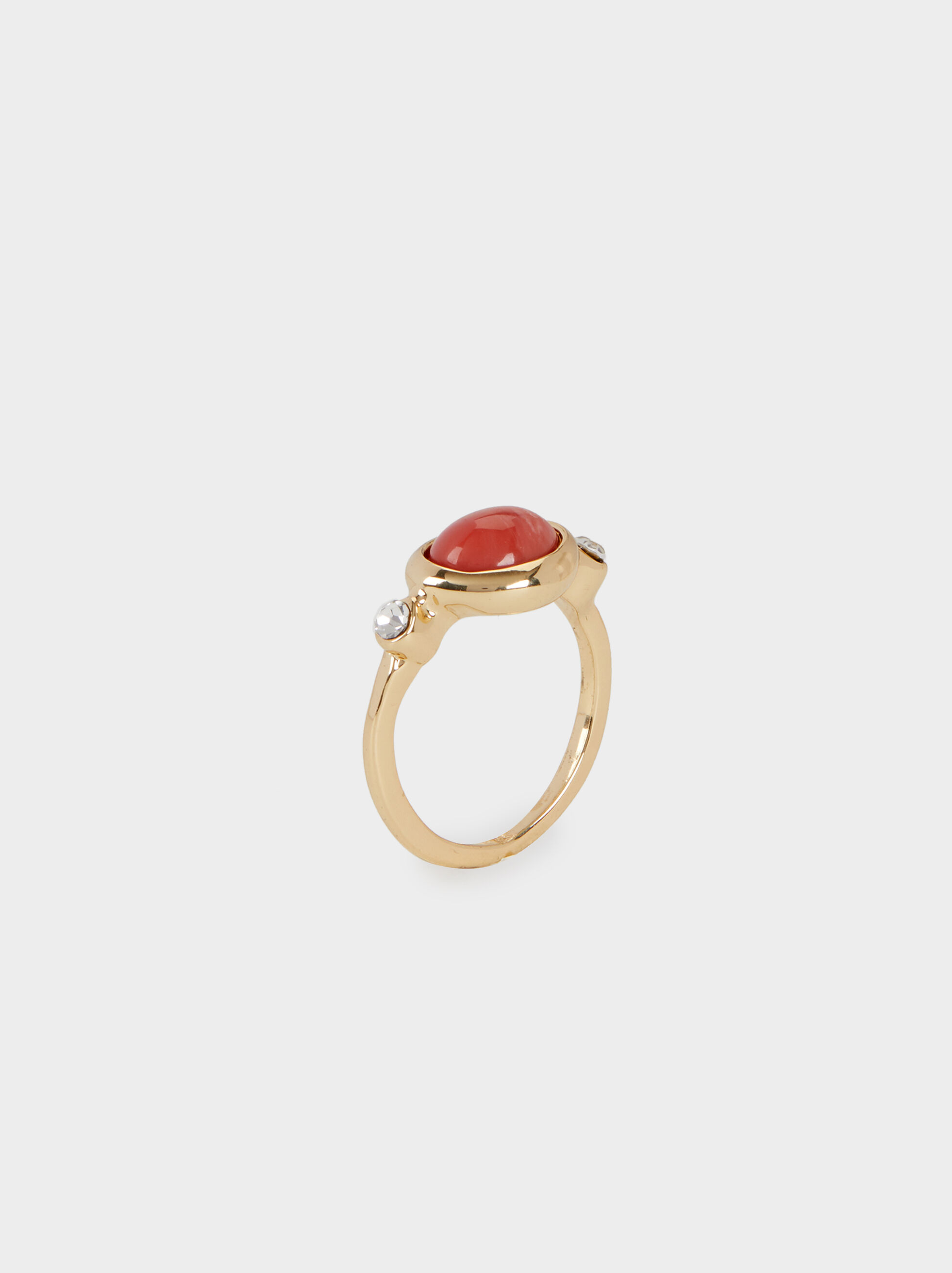 Land Ring With Stone, , hi-res