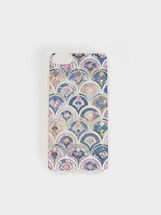 Printed Iphone 6/7/8 Case, Multicolor, hi-res