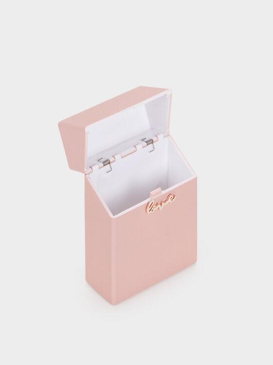 Love Regular Tobacco Pouch, Pink, hi-res