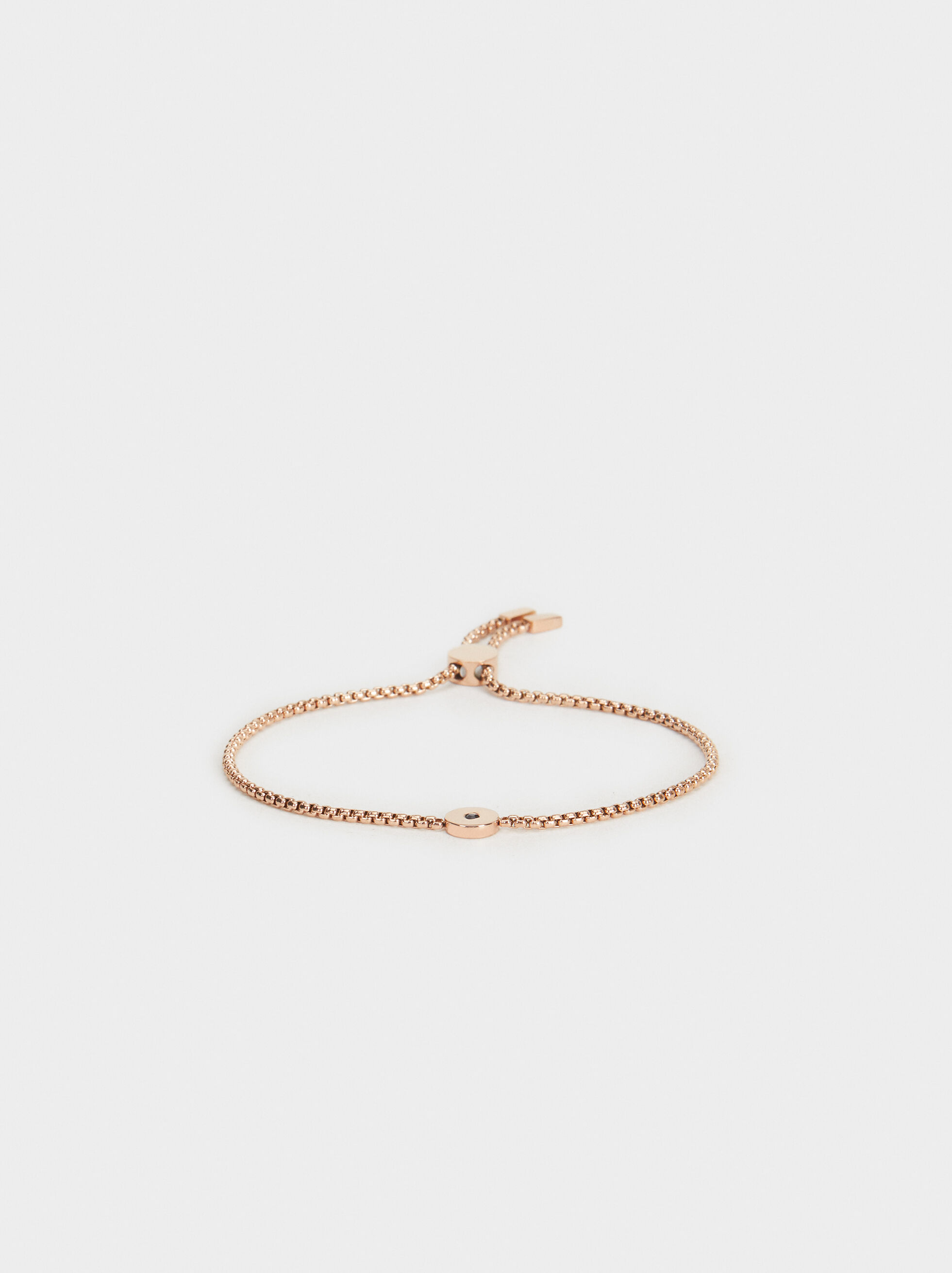 Adjustable Bracelet With Shiny Detail, , hi-res