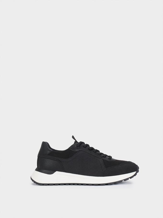 Chaussures De Sport, Noir, hi-res