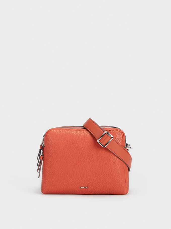 Boogie Cross Bag, Brick Red, hi-res