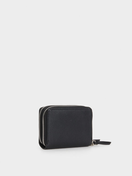 Small Purse With Studs, Black, hi-res