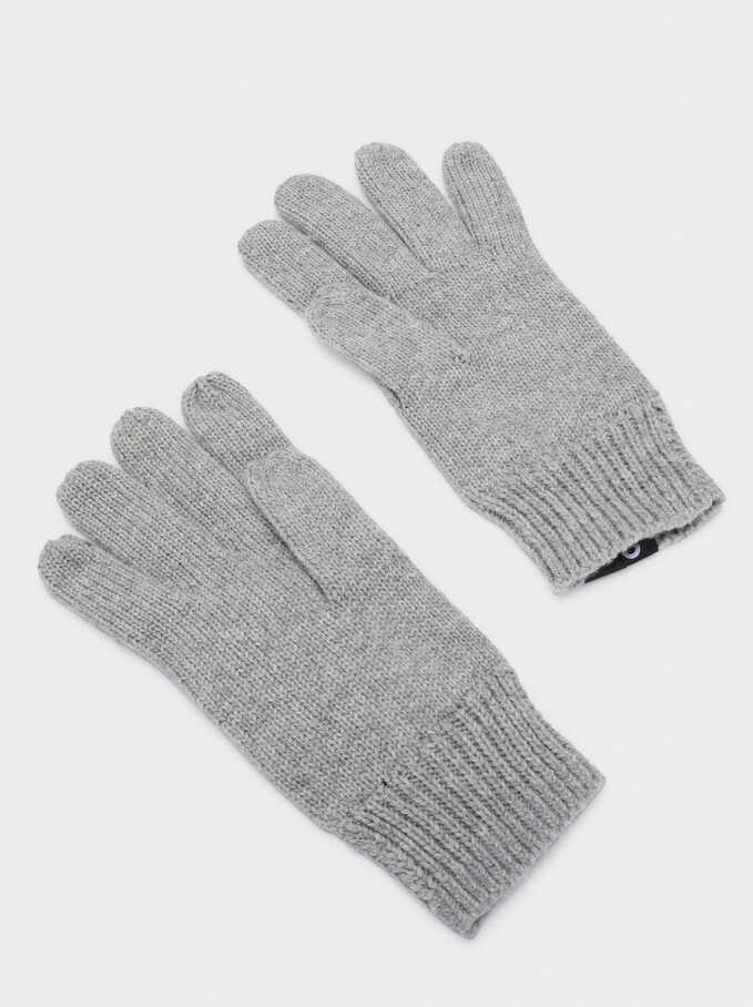Guantes Stay Cool, Gris, hi-res