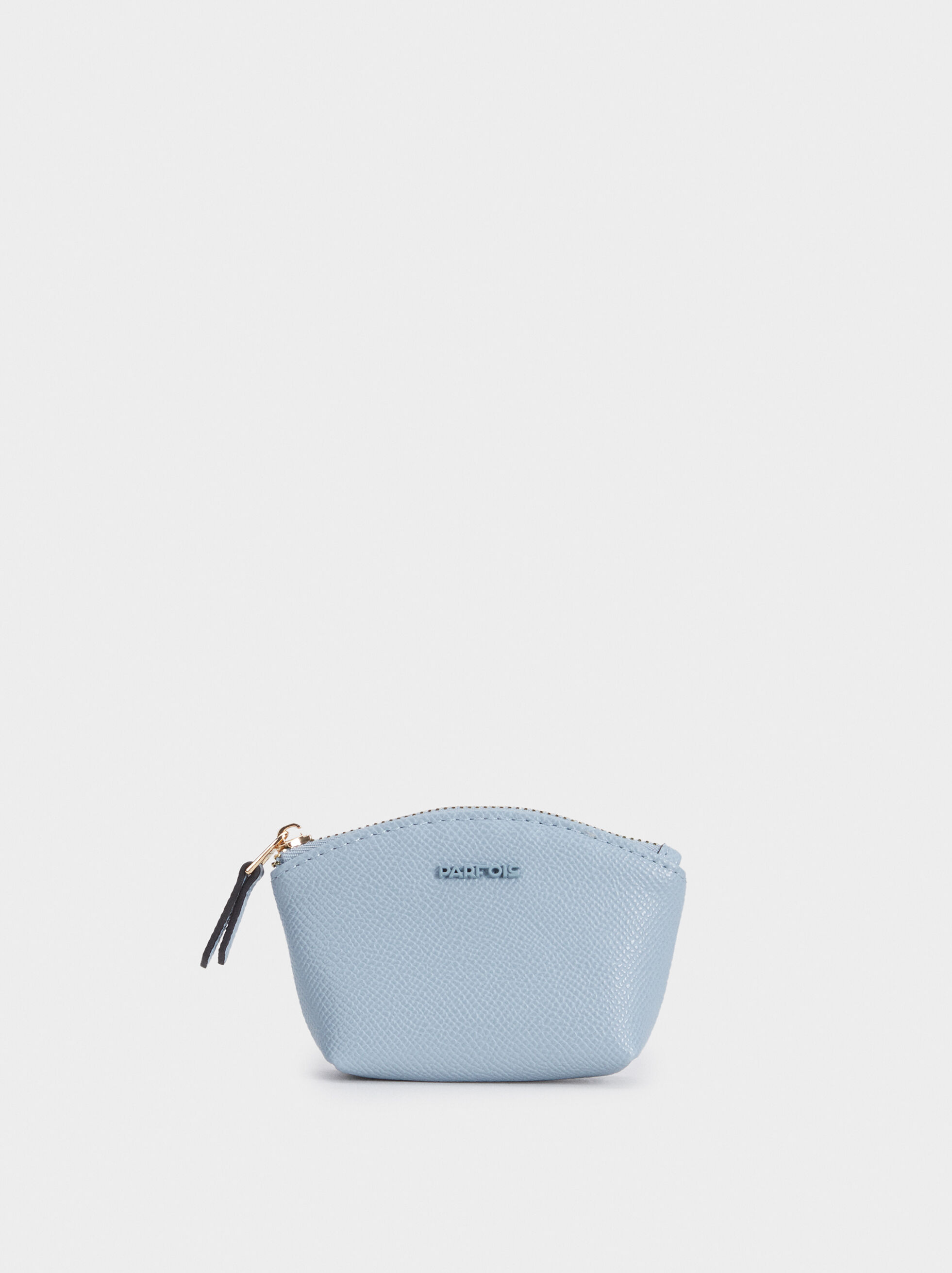 Plain Purse With A Zip Fastening, , hi-res
