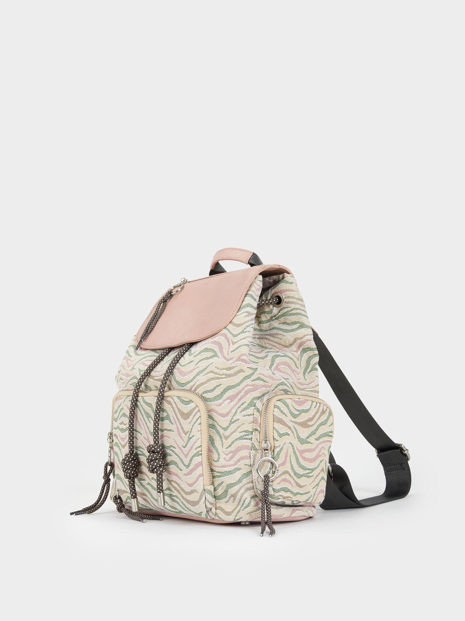 Tanzi Backpack, Pink, hi-res