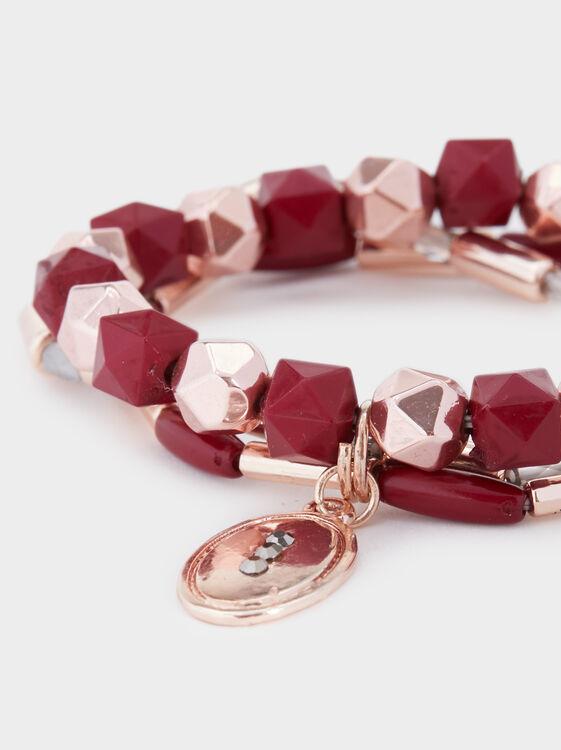 Rose Berry Bracelet, Multicolor, hi-res
