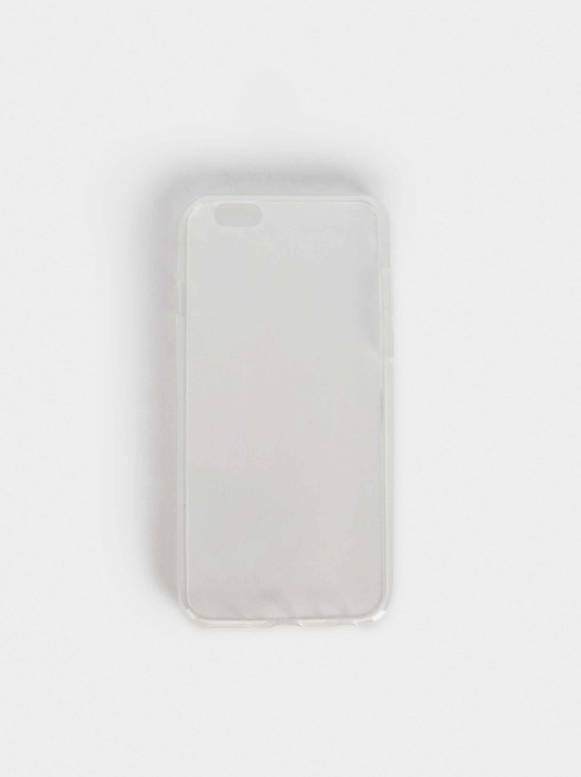 Iphone 6/6s Case, Grey, hi-res