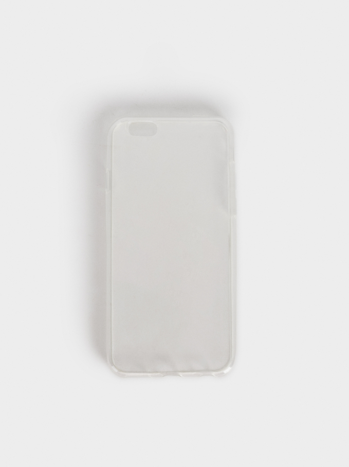 Iphone 6/6s Case, Grey, hi-res