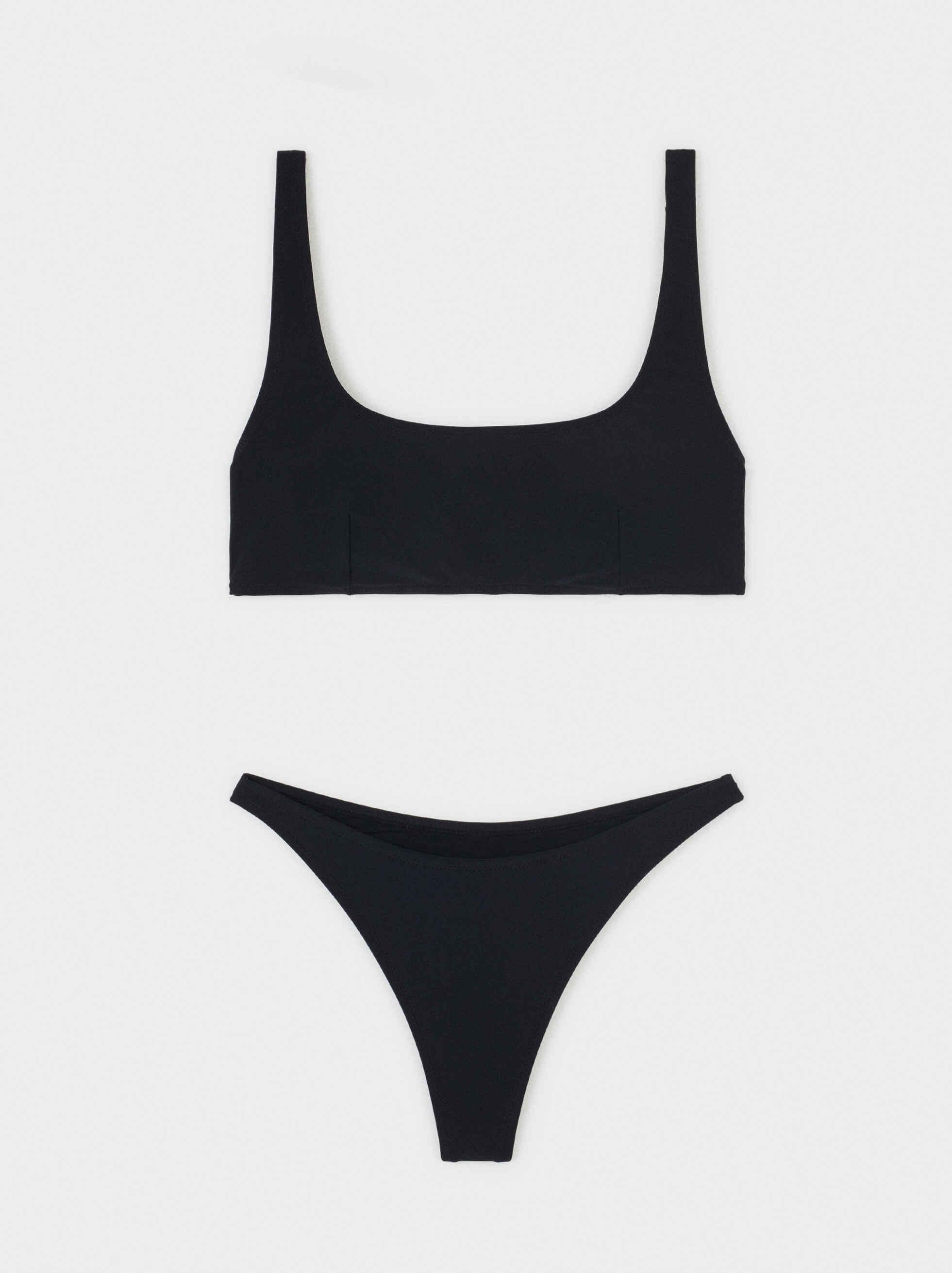 Bikini Negro, Negro, hi-res
