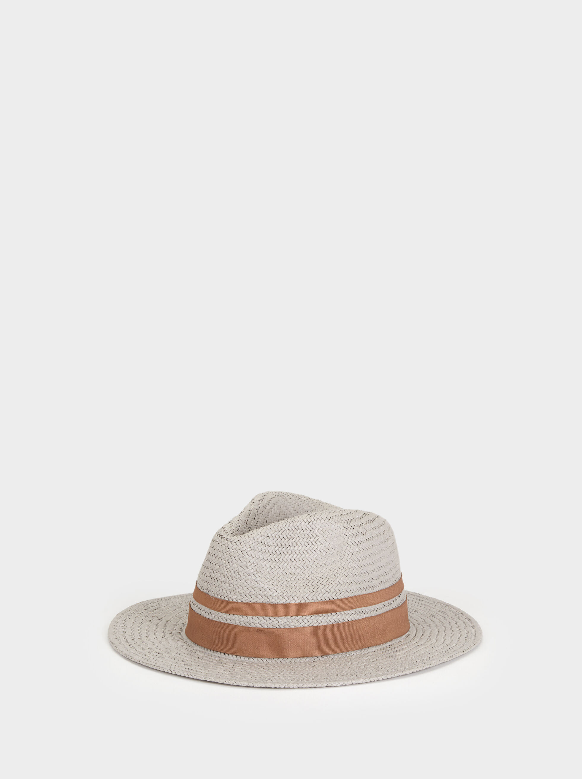 Hat With Contrast Band, , hi-res