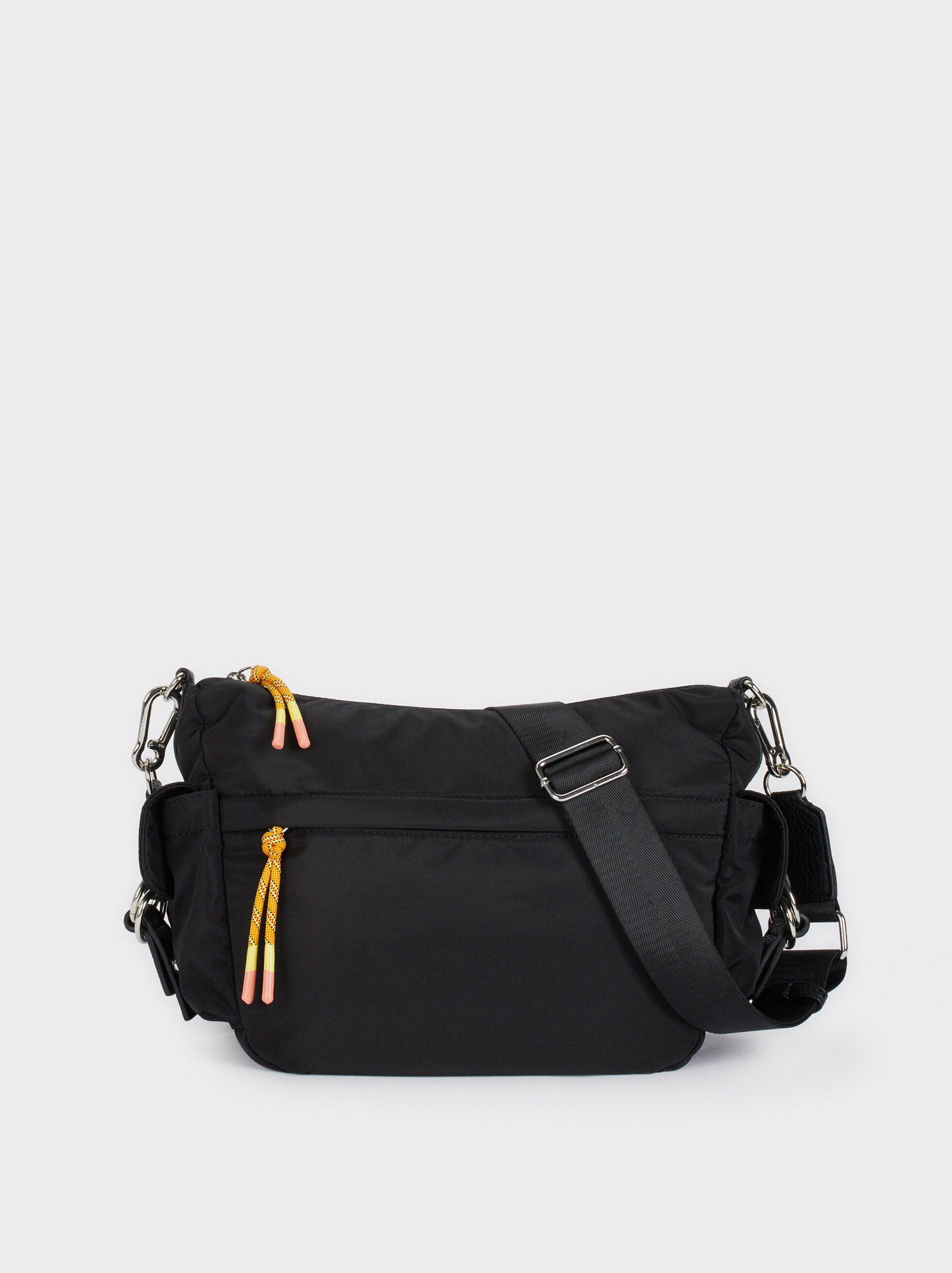 Nylon Crossbody Bag , , hi-res