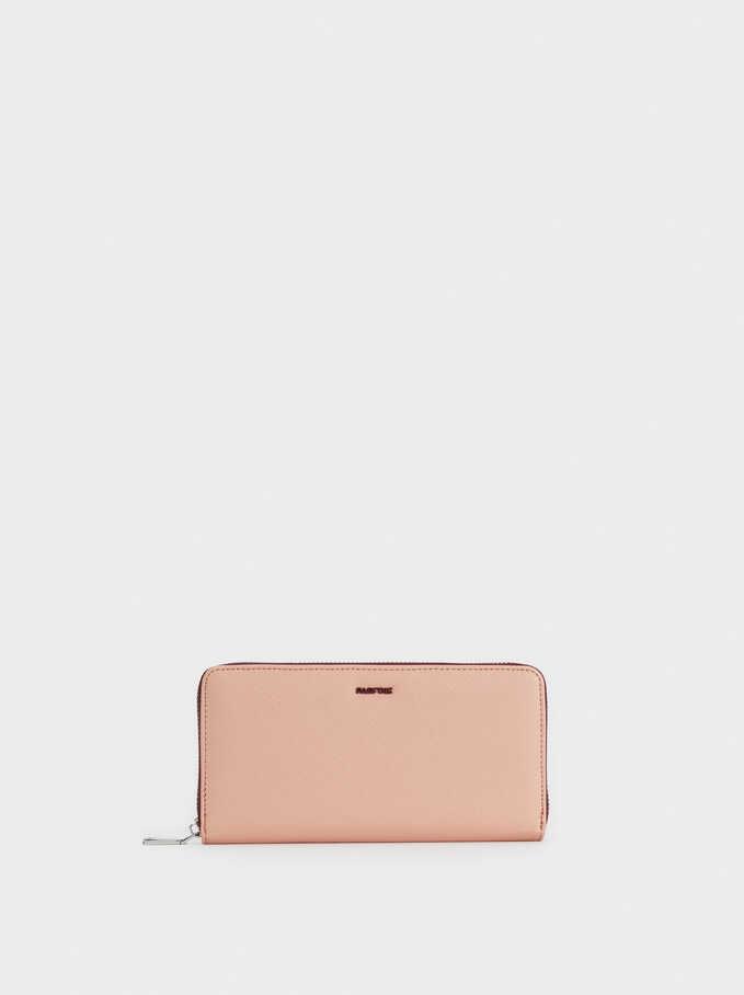 Nylo Wallet, Pink, hi-res