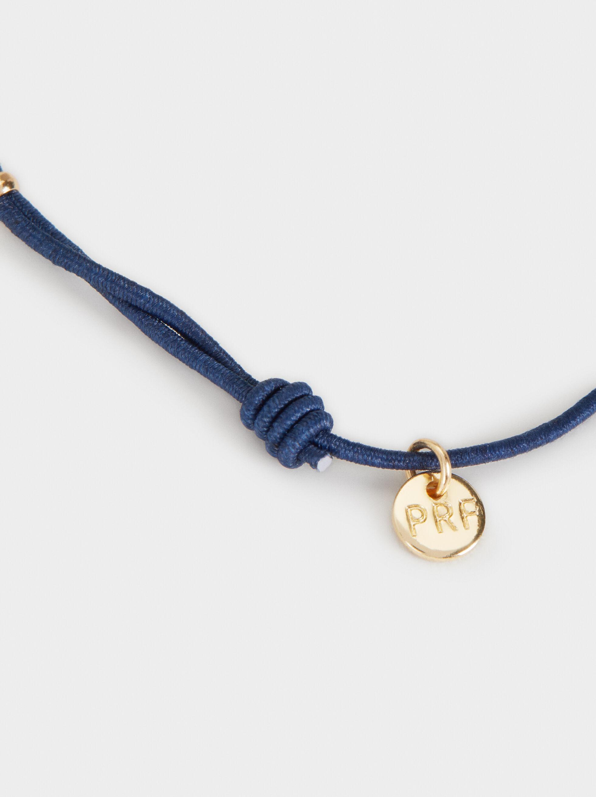 Elastic Bracelet With Stone, Multicolor, hi-res