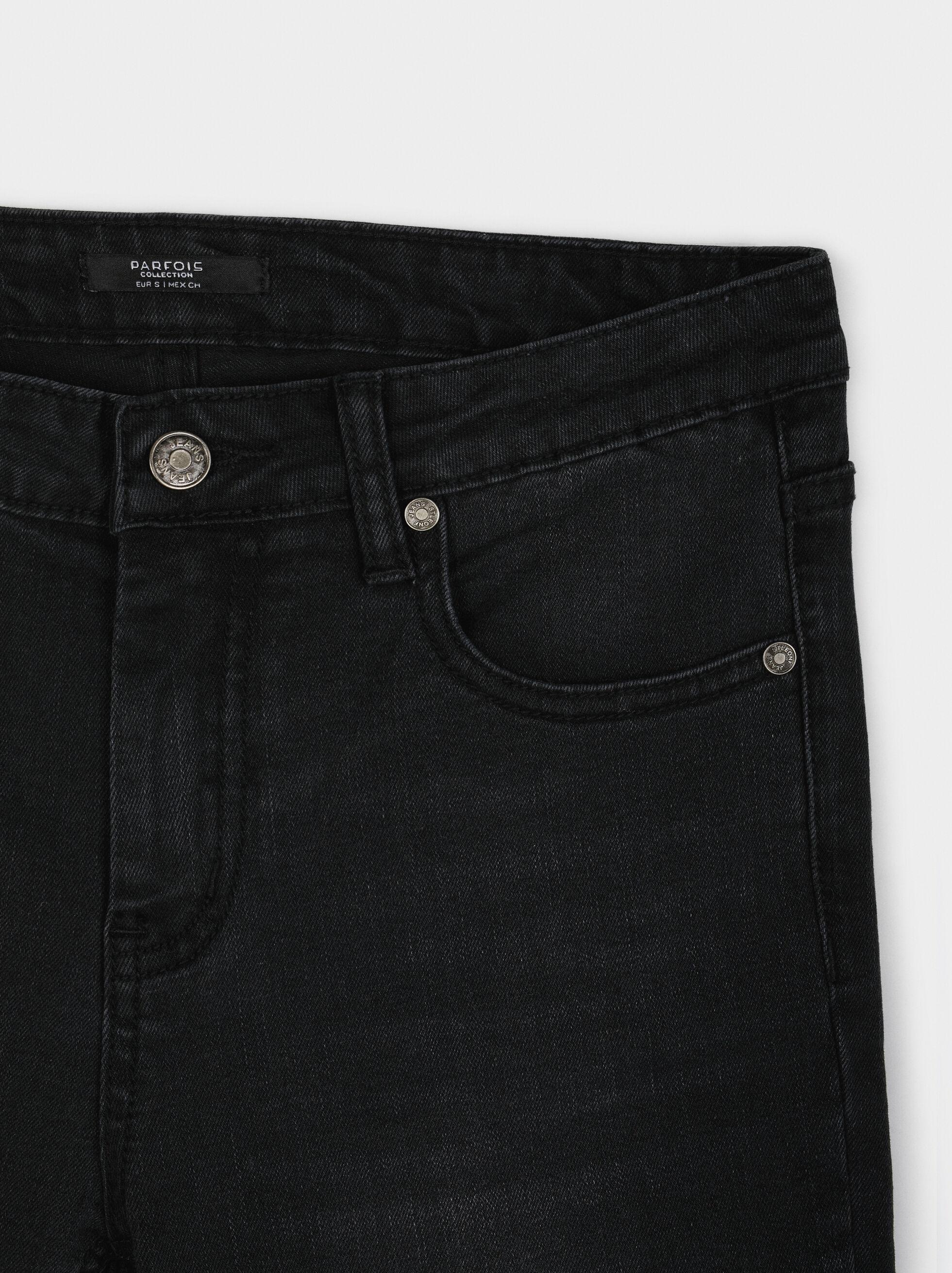 Basic Jeans, Pink, hi-res