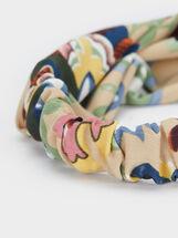 Serre-Tête Nœud, Multicolore, hi-res