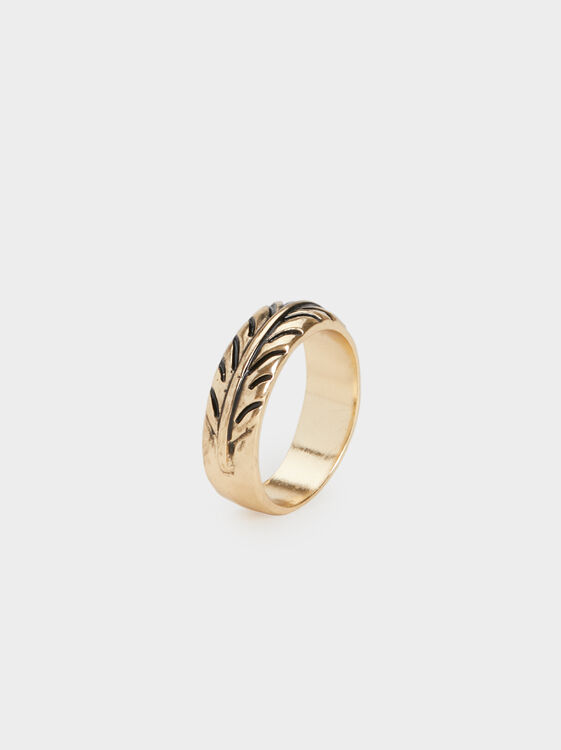 Leaf Ring, , hi-res