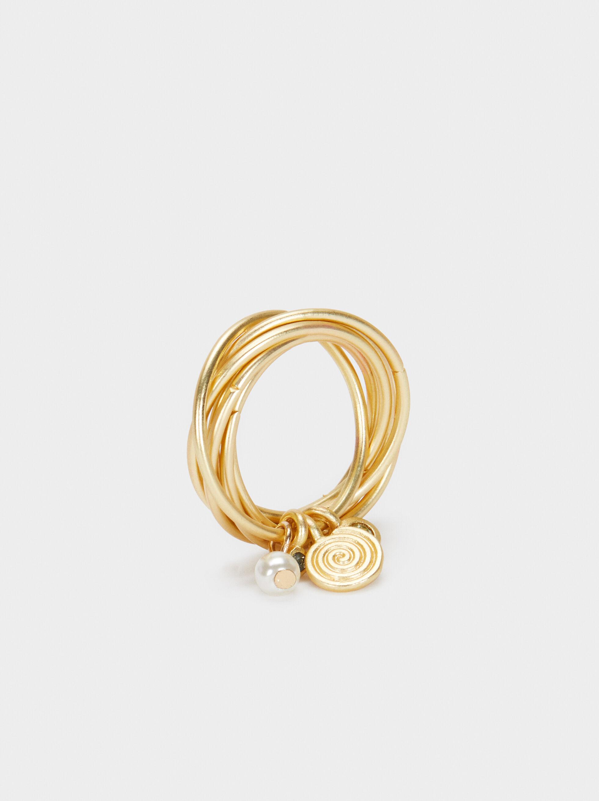 Gold Ring, , hi-res