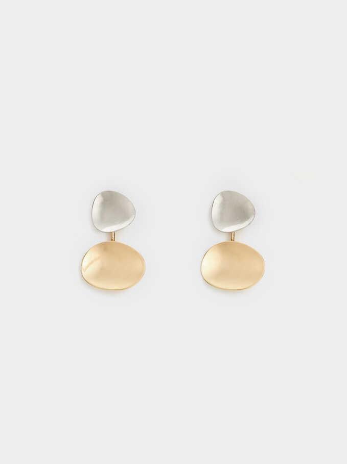 Blog Earrings, Multicolor, hi-res