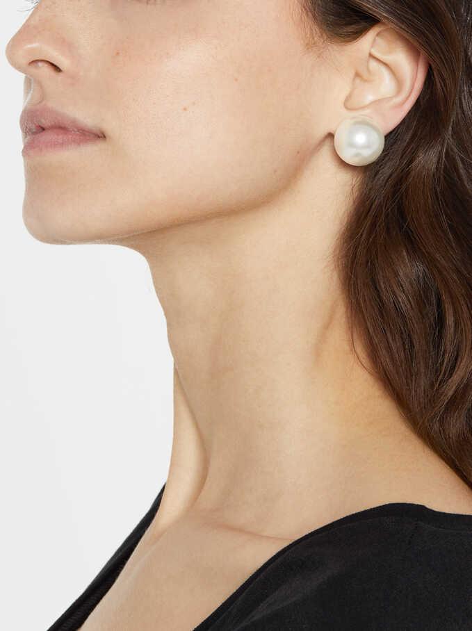 Basic Earrings, , hi-res