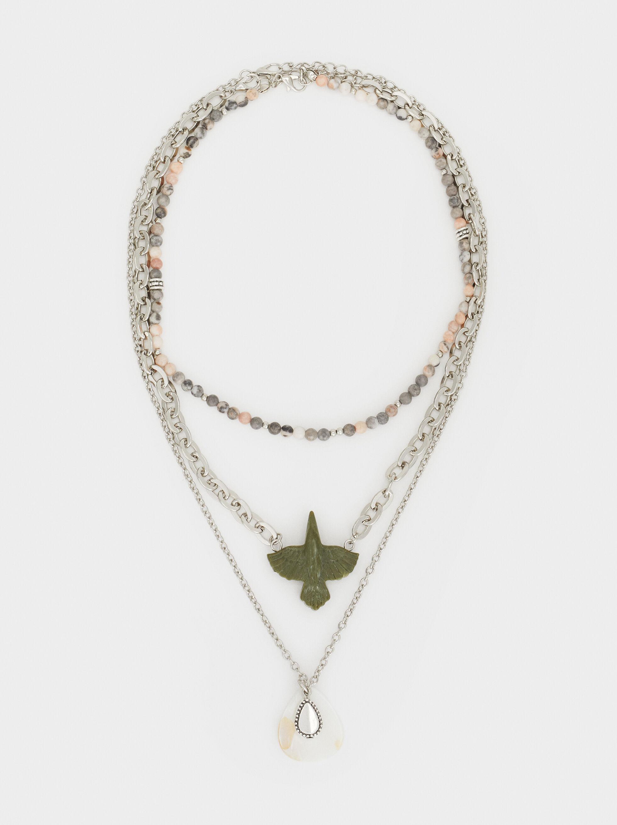 Star Valley Necklace Set, Multicolor, hi-res