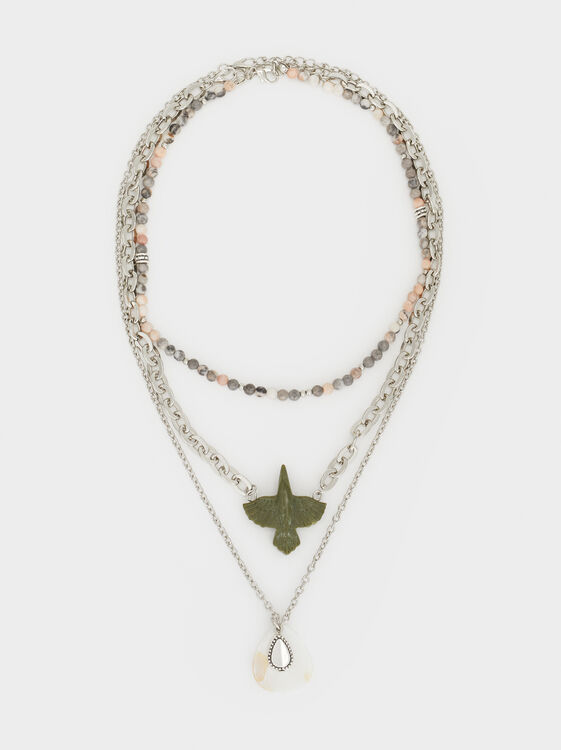 Star Valley Necklace Set, Multicolor, hi-res